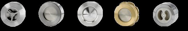 VAN MỘT CHIỀU -RITAG - Type SR wafer type lift check valves
